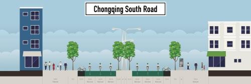 Chongqing South Rd